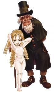 Gepetto & Cornelia