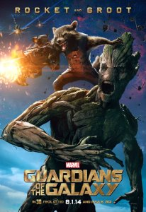 If you wanna make Groot into a book, you've gotta go through Rocket first.