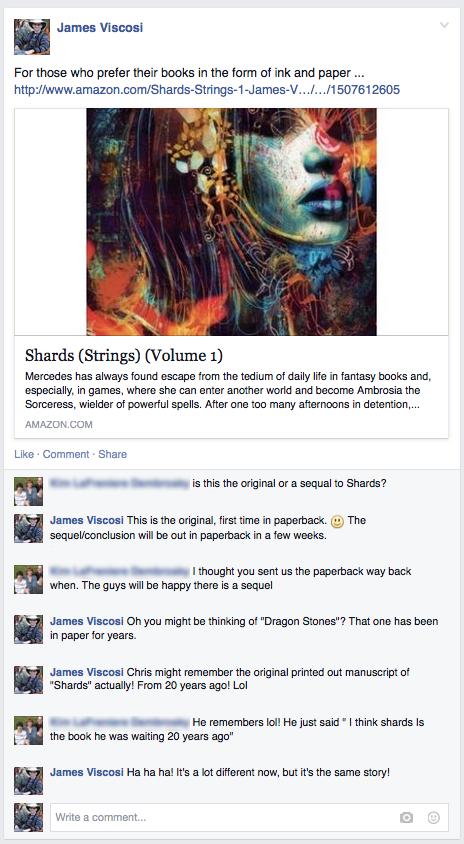 ShardsConversation