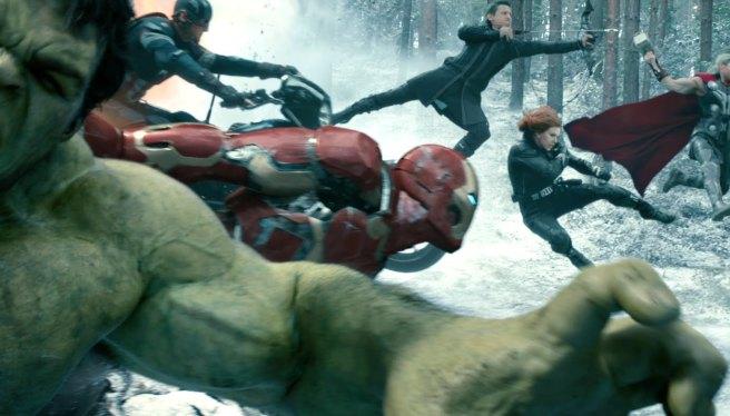 AvengersForest