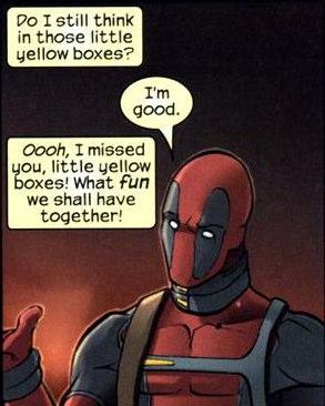 DeadpoolYellowBoxes
