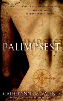 "Non-boring ""Palimpsest"" ebook cover"