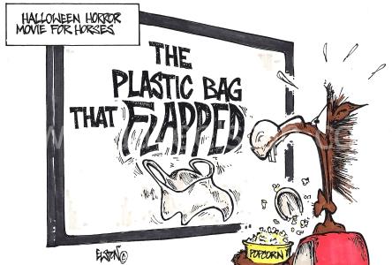 horse_plastic_bag
